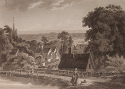 View in the Vicinity of Hampstead 13.E.1